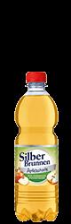 SilberBrunnen Apfelschorle im20&times0,5l-Kischtle