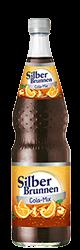 SilberBrunnen Cola-Mix im12×0,7l-Kischtle