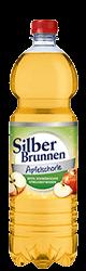 SilberBrunnen Apfelschorle im9×1,0l-Kischtle