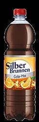 SilberBrunnen Cola-Mix im9×1,0l-Kischtle